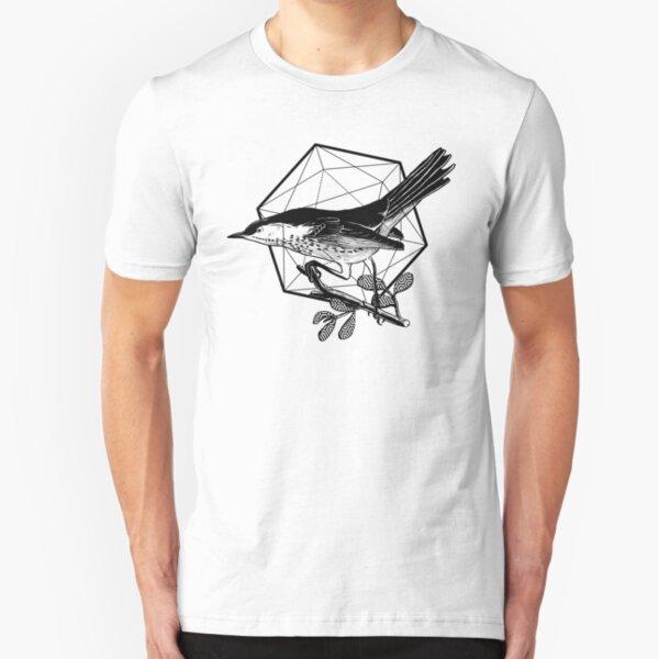 Bird Slim Fit T-Shirt
