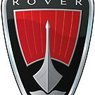 Rover Automobile Logo by JustBritish
