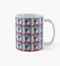 Piccadilly Moquette Pattern Mug