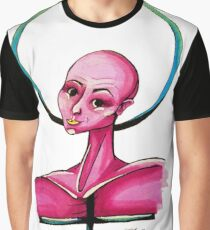 Femininity Graphic T-Shirt