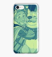 King of Cheese iPhone Case/Skin