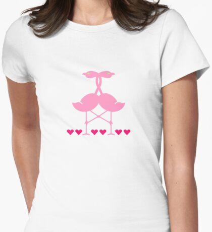 The Flamingo Lovers VRS2 T-Shirt