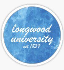 Longwood Circle Sticker