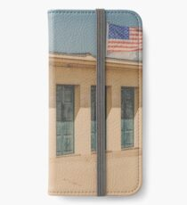This is my spot retro iPhone Wallet/Case/Skin