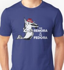 The Remora In The Fedora T-Shirt