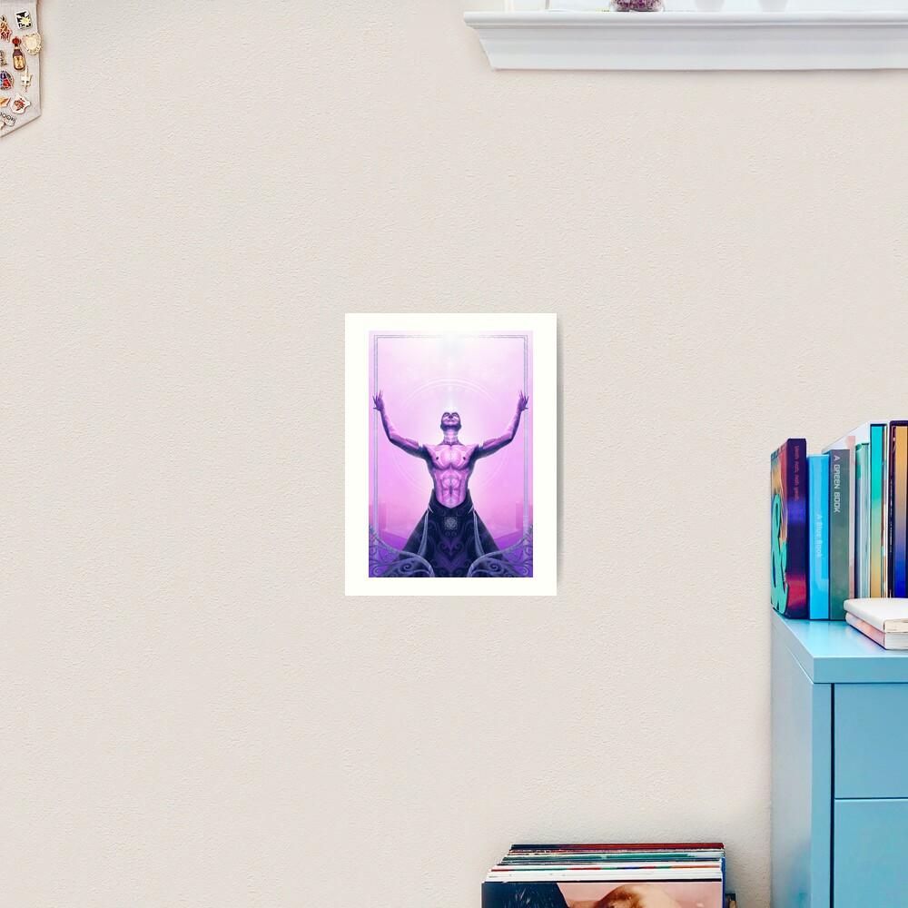 Rebalancing Love Art Print