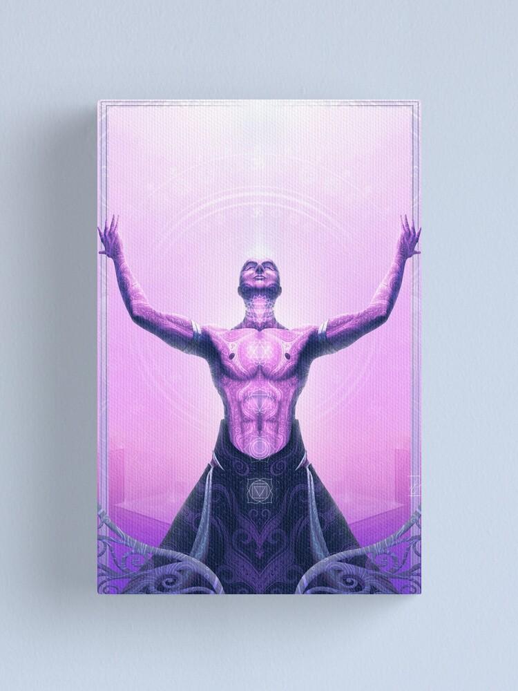 Alternate view of Rebalancing Love Canvas Print