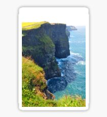 Cliffs of Moher  Sticker