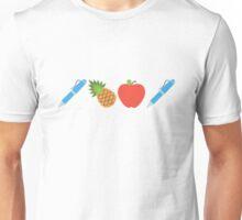 Pen Pineapple Apple Pen - Emojione Emoji Unisex T-Shirt