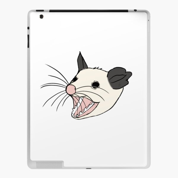 Ophelia the Opossum  iPad Skin