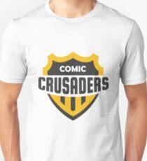 Comic Crusader Gear Unisex T-Shirt
