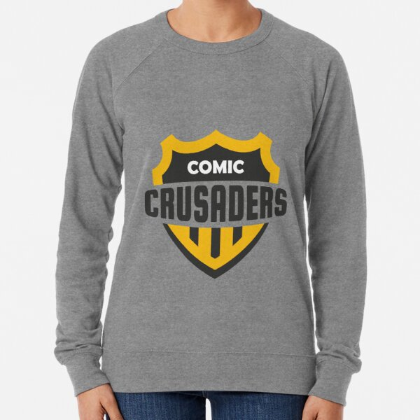 Comic Crusader Gear Lightweight Sweatshirt