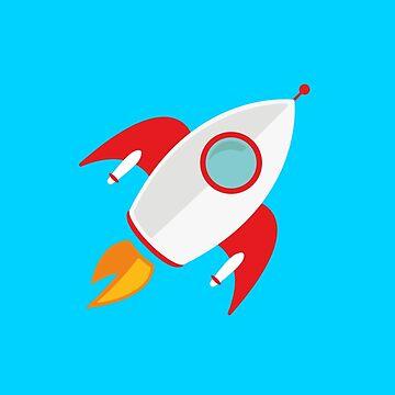 A rocket that rocks by tunke