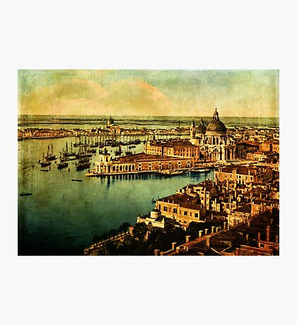 Venice Observed Photographic Print