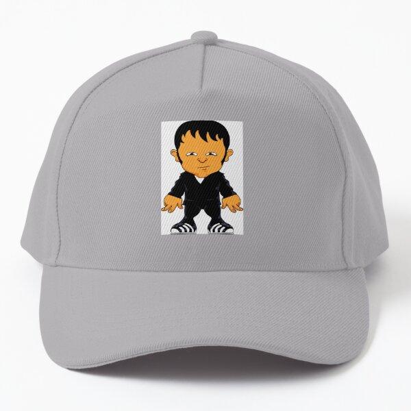 Cartoon man Baseball Cap