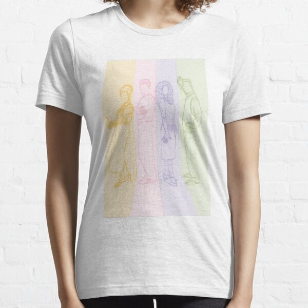 Will & Grace Colours Essential T-Shirt