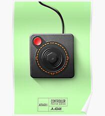Atari 2600 Poster