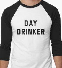 Day Drinker Men's Baseball ¾ T-Shirt