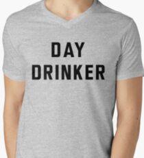 Day Drinker Men's V-Neck T-Shirt