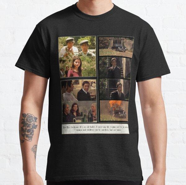 "La escena del padrino ""Recuerdo de la muerte de Apollonia Vitelli-Corleone"" Camiseta clásica"