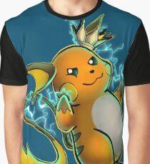 King of Lightning Graphic T-Shirt