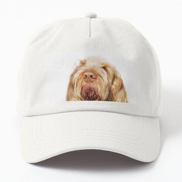 Waiting for you Spinone Dad Hat