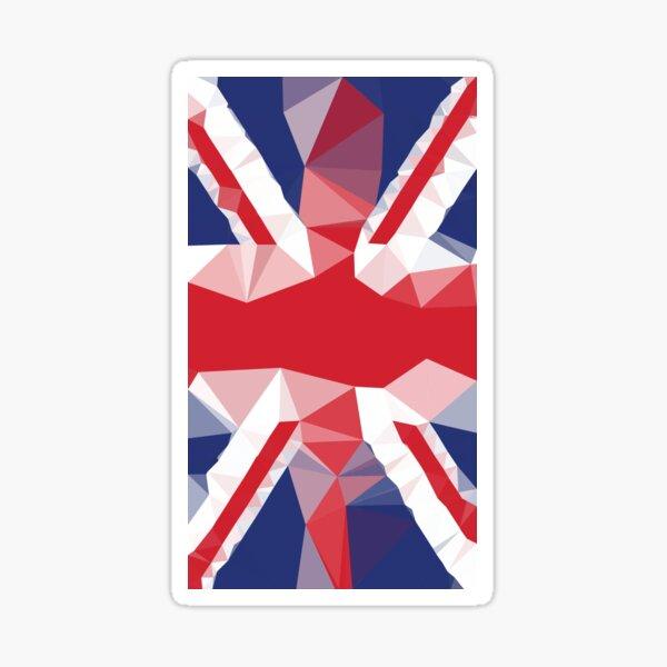 Union Flag / British Flag / Football Flag / Euros Sticker