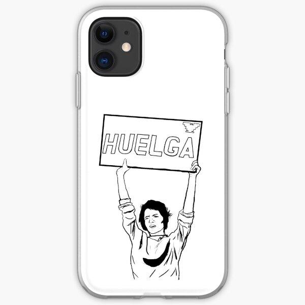 Dolores Huerta 'Huelga' iPhone Soft Case