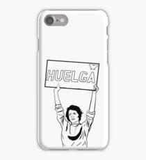 Dolores Huerta 'Huelga' iPhone Case/Skin