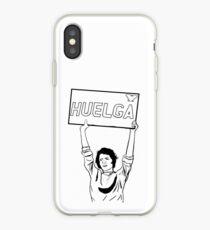 Dolores Huerta 'Huelga' iPhone Case