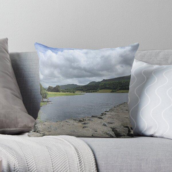 Glencar Lough.........................Ireland Throw Pillow