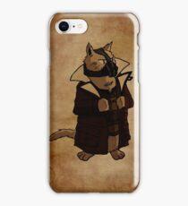 Bane's Cat Rises! iPhone Case/Skin