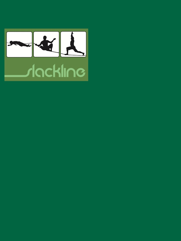 Slackline- Yoga lining by SlacklineBalAus