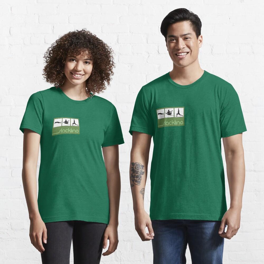 Slackline- Yoga lining Essential T-Shirt