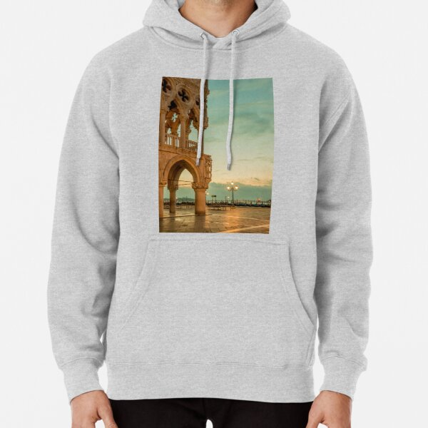 Doge's palace Pullover Hoodie
