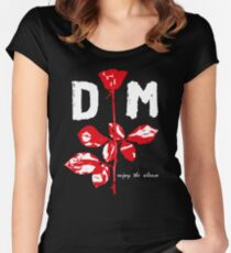 Devotee Rose Women's Fitted Scoop T-Shirt