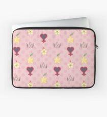 KH Destiny Trio Pattern - Pink Laptop Sleeve
