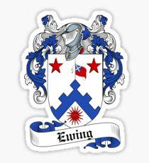 Ewing  Sticker