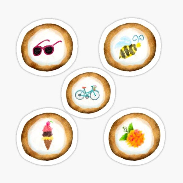 Summer cookies 2 Sticker