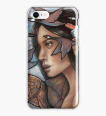 Sky Woman Iroquois Mother Goddess iPhone Case/Skin