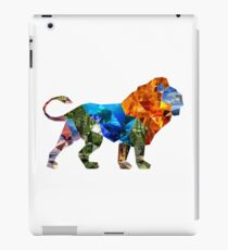The Eldest Lion iPad Case/Skin