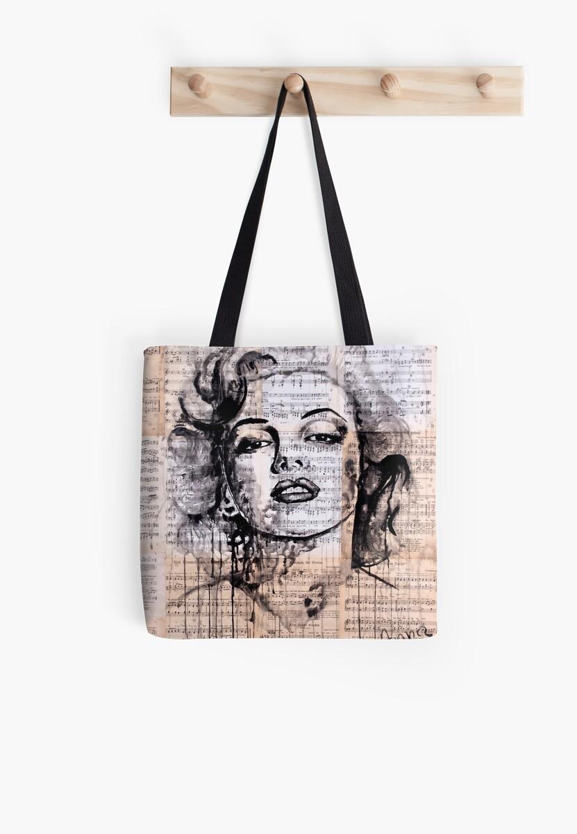Marilyn Monroe by Krzyzanowski Art