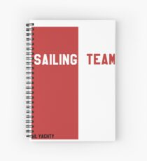 Lil Yachty Sailing Team Spiral Notebook