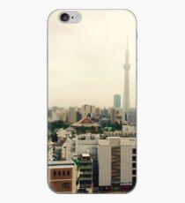 東京 Tokio Skyline Version 2 iPhone-Hülle & Cover