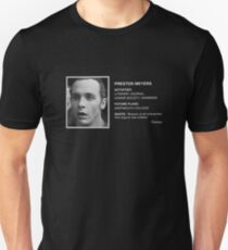 Preston Meyers Unisex T-Shirt