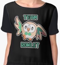 Team Rowlet Women's Chiffon Top