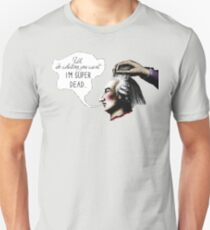 Hamilton- Advice from King Louis  T-Shirt