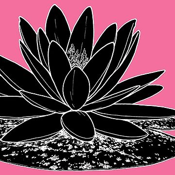 """Black Lily"" by K-DrewJones"