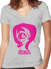 I am She-Ra! Women's Fitted V-Neck T-Shirt