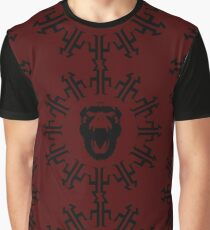 12 monkeys - Titan clock Graphic T-Shirt